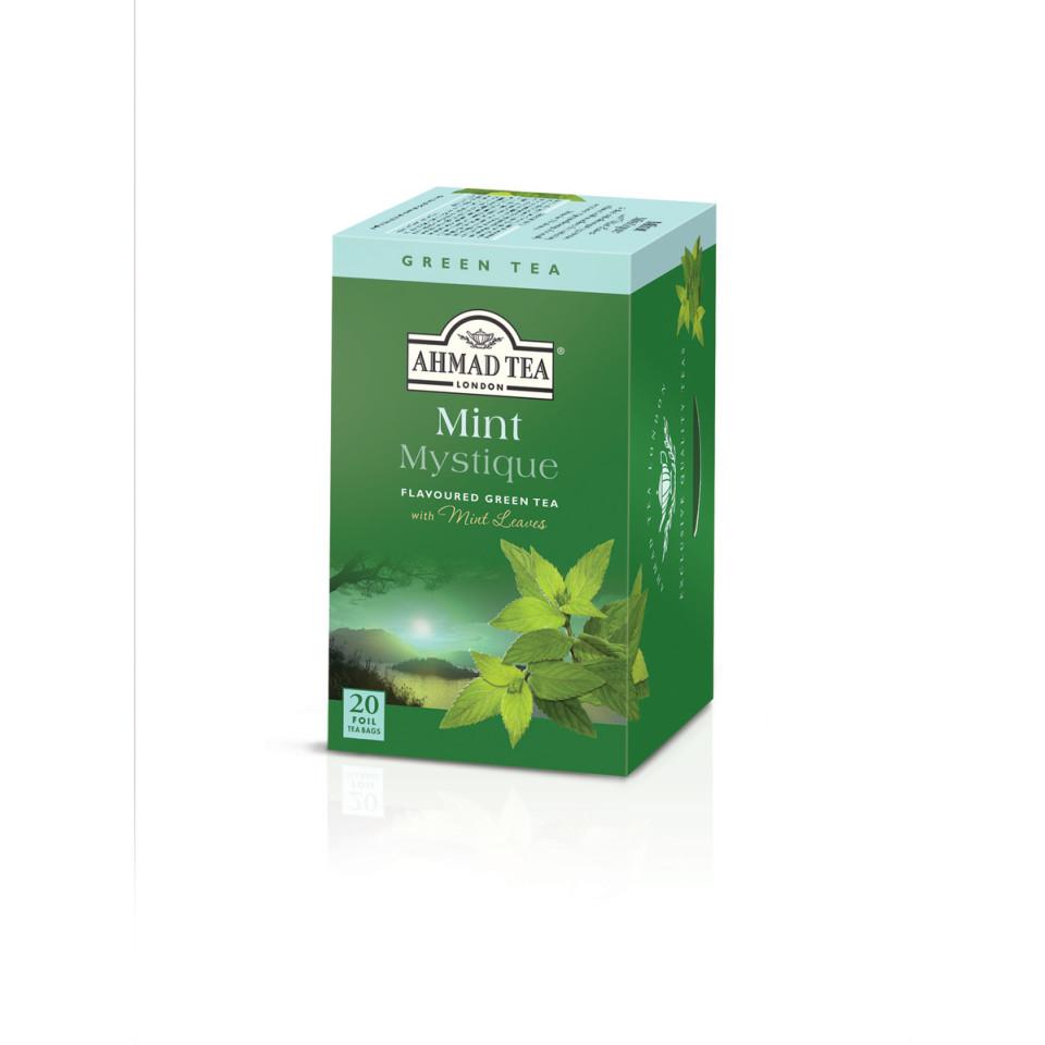 Image 20 Alu t/b Mint Green Tea