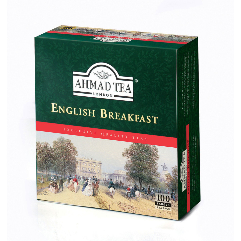 Image 100 Tagged t/b English Breakfast