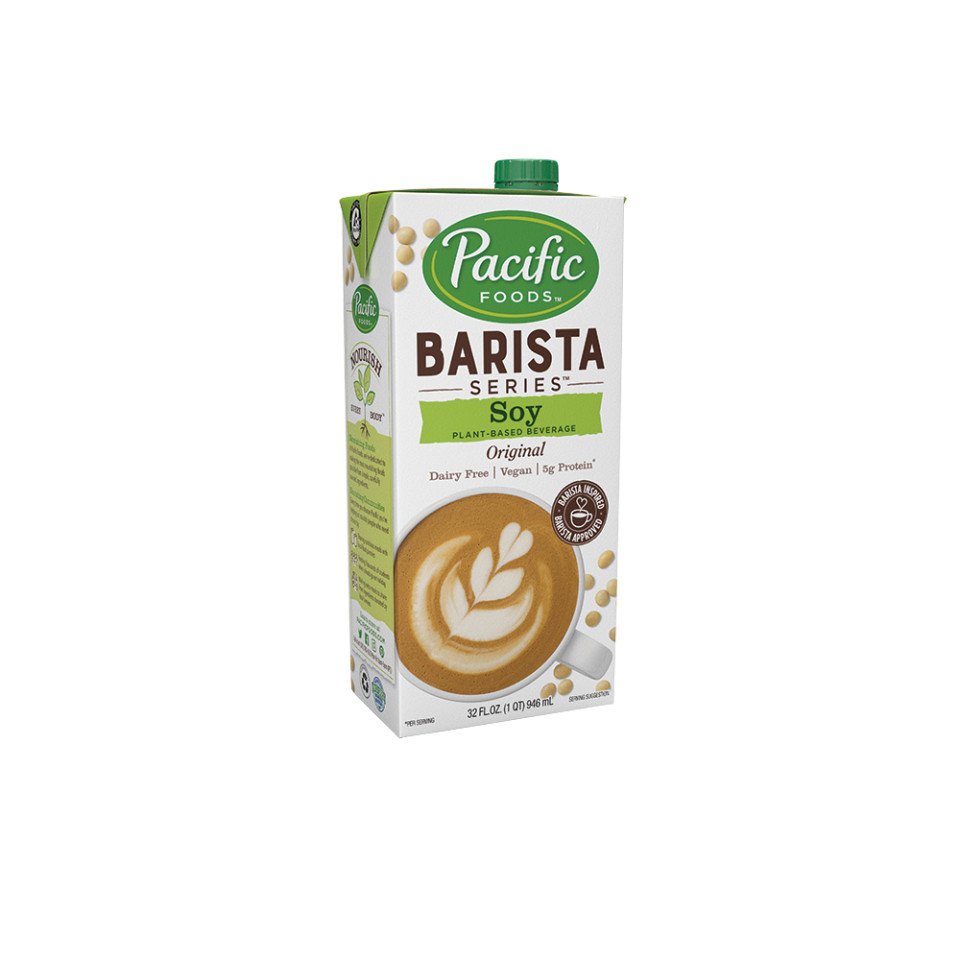 Image 32oz Pacific Barista Series - Soy Original