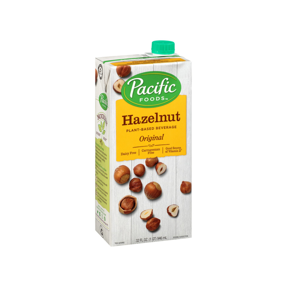 Image 32oz Pacific Hazelnut Beverage - Original