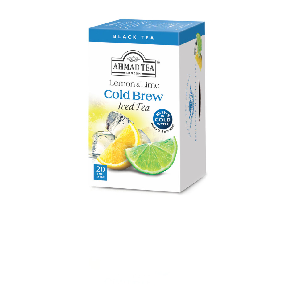 20 Alu t/b Cold Brew Lemon & Lime