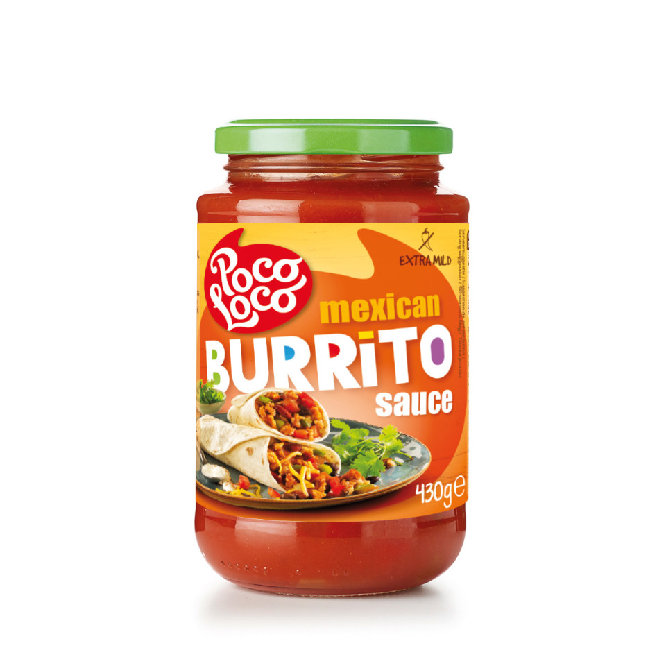 440g Burrito Cooking Sauce