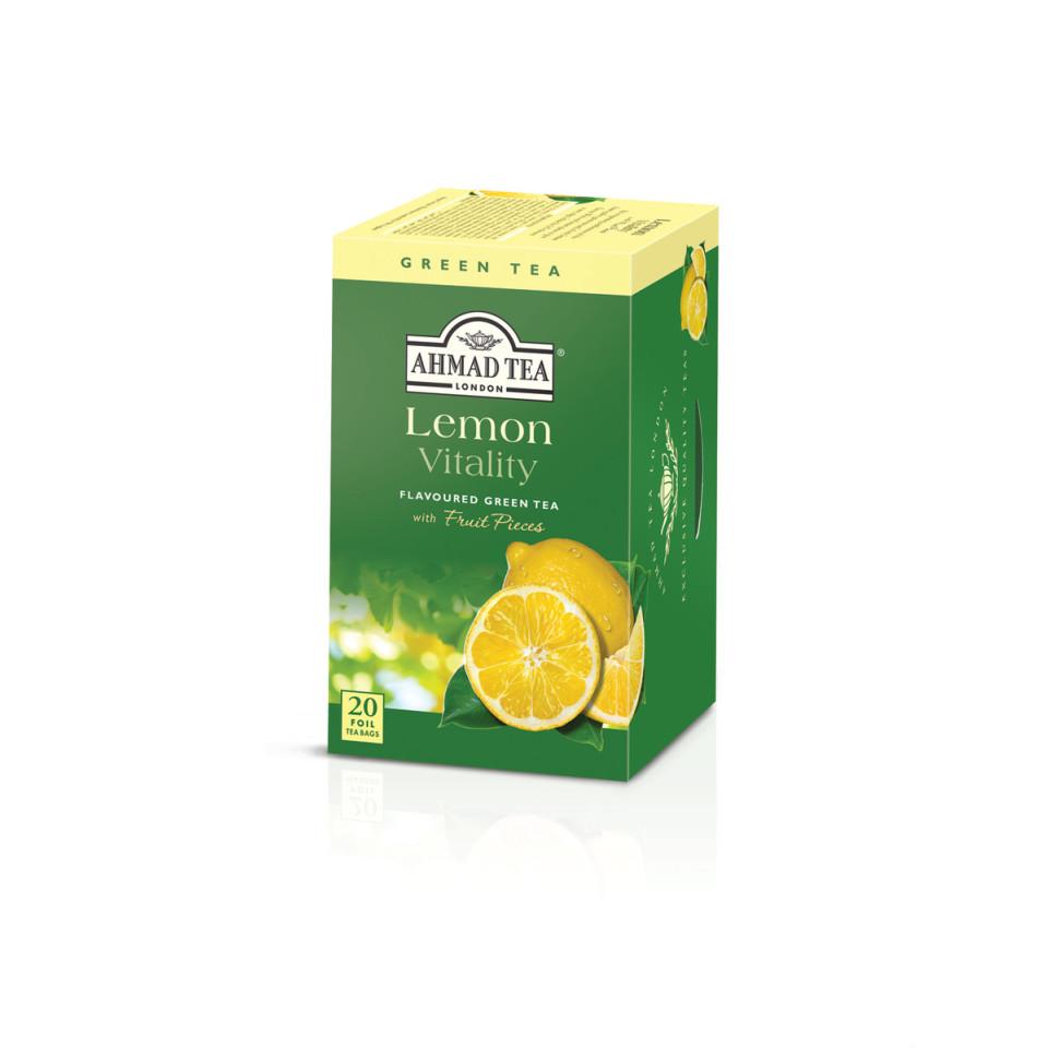 Image 20 Alu t/b Lemon Green Tea