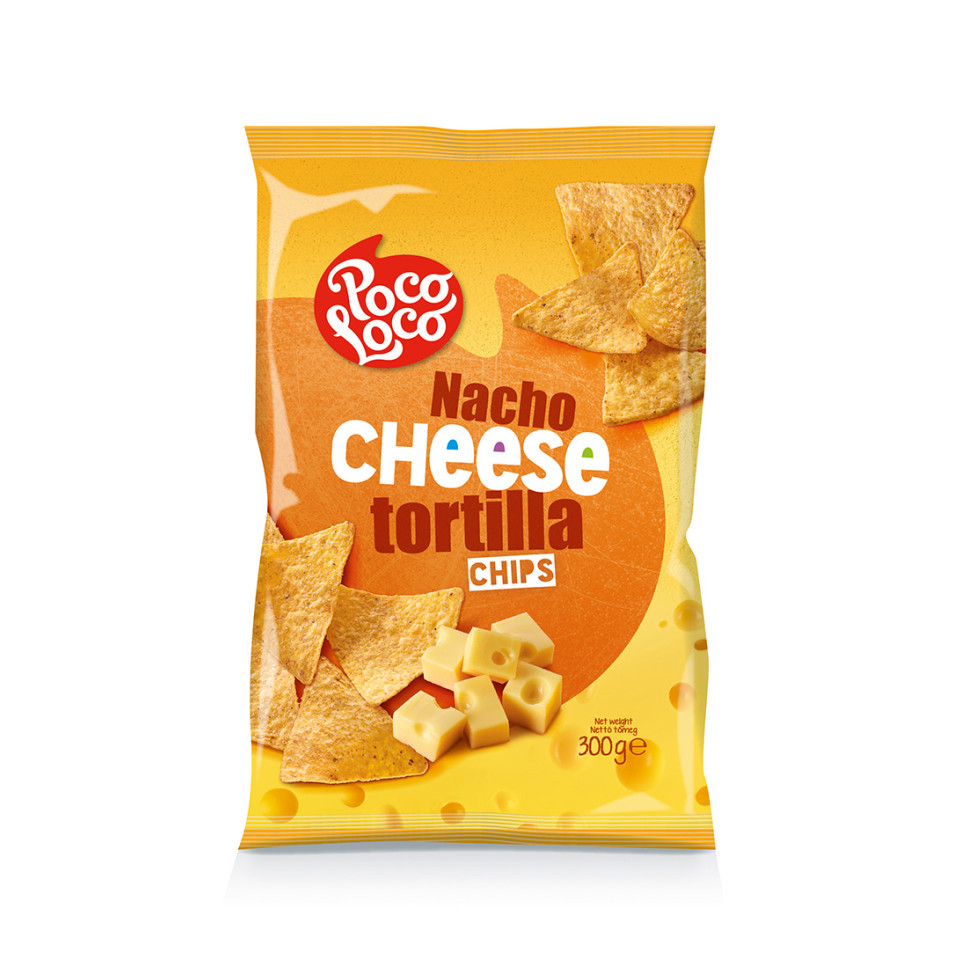 Image 300g Tortilla Chips Cheese