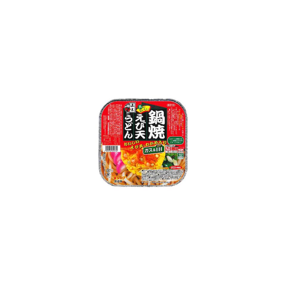 220g Itsuki Udon, Hot Pot Tempura Soft