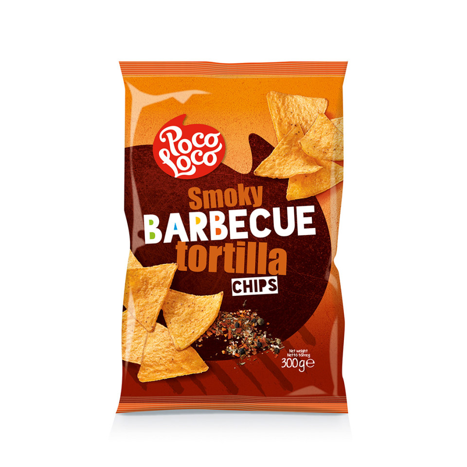 Image 300g Tortilla Chips Barbecue