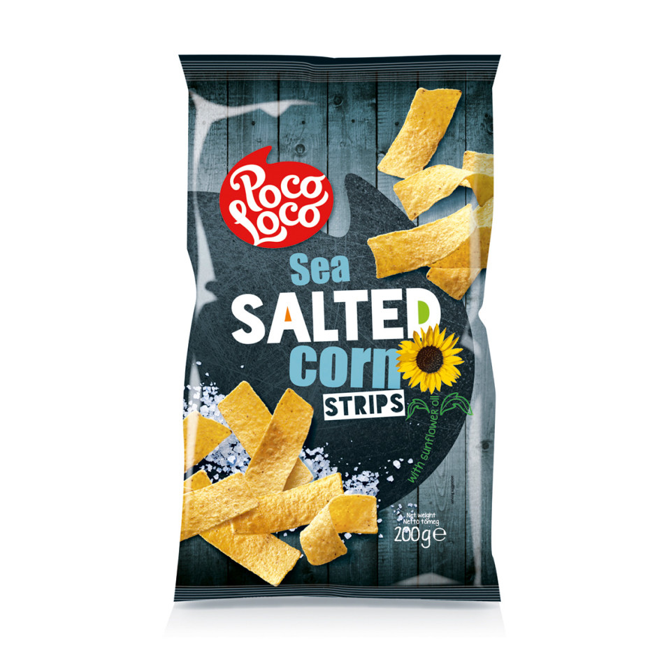 Image 200g Corn Sea Salt Tortilla Strips