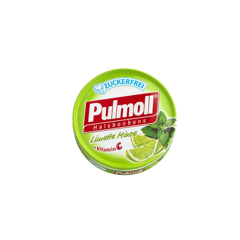 Image Pulmoll Lime Mint 45g