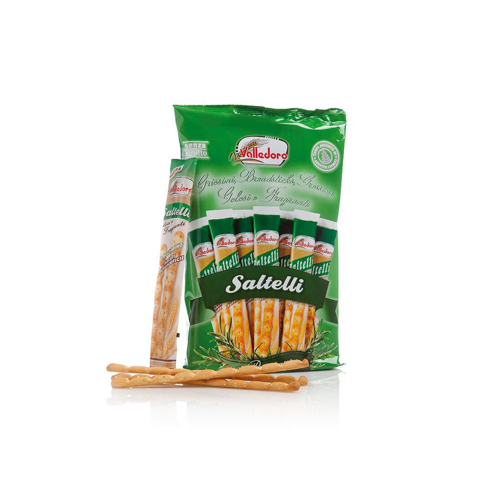Image 240g Saltelli al Rosmarino Breadsticks
