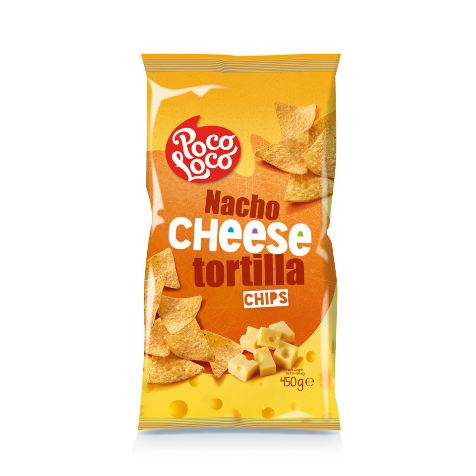 Image 450g Tortilla Chips Cheese