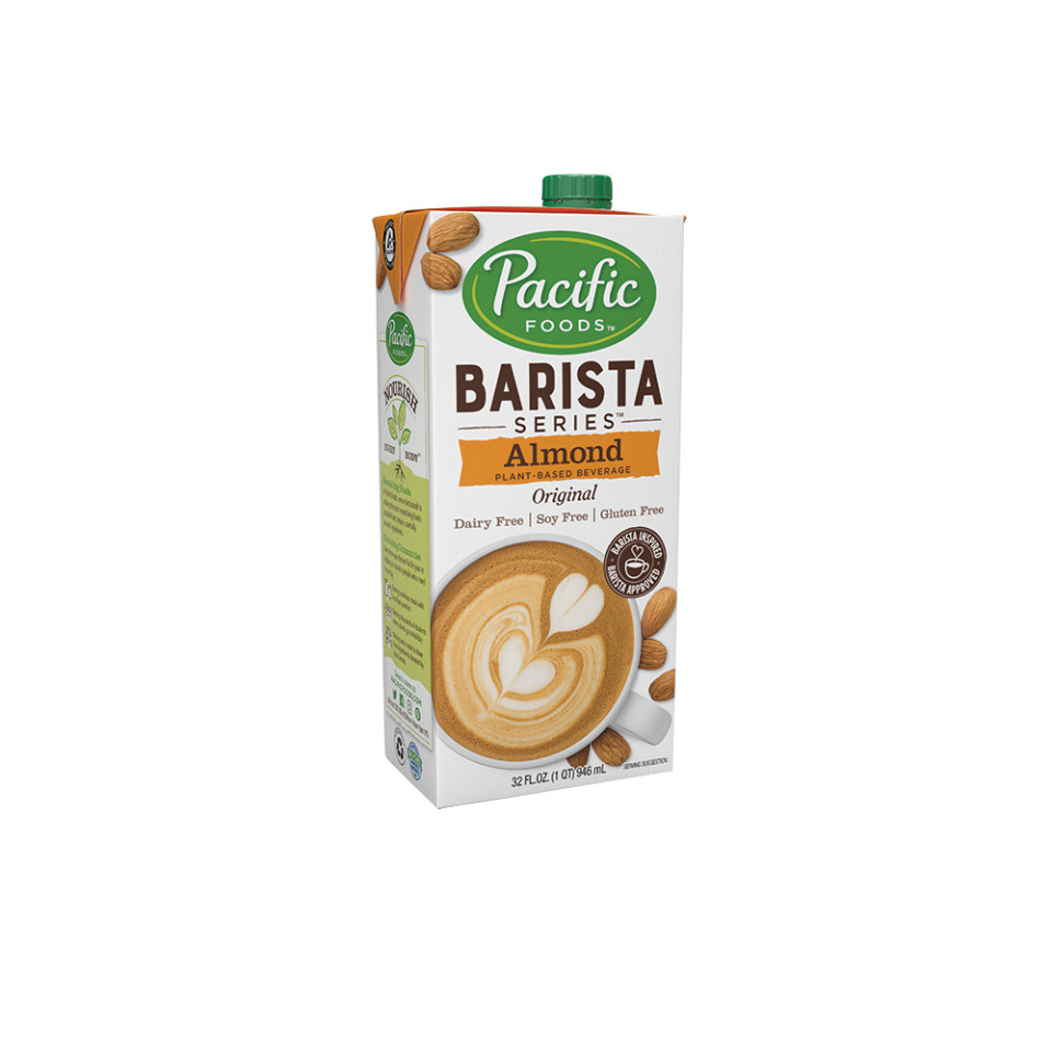 Image 32oz Pacific Barista Series - Almond Original