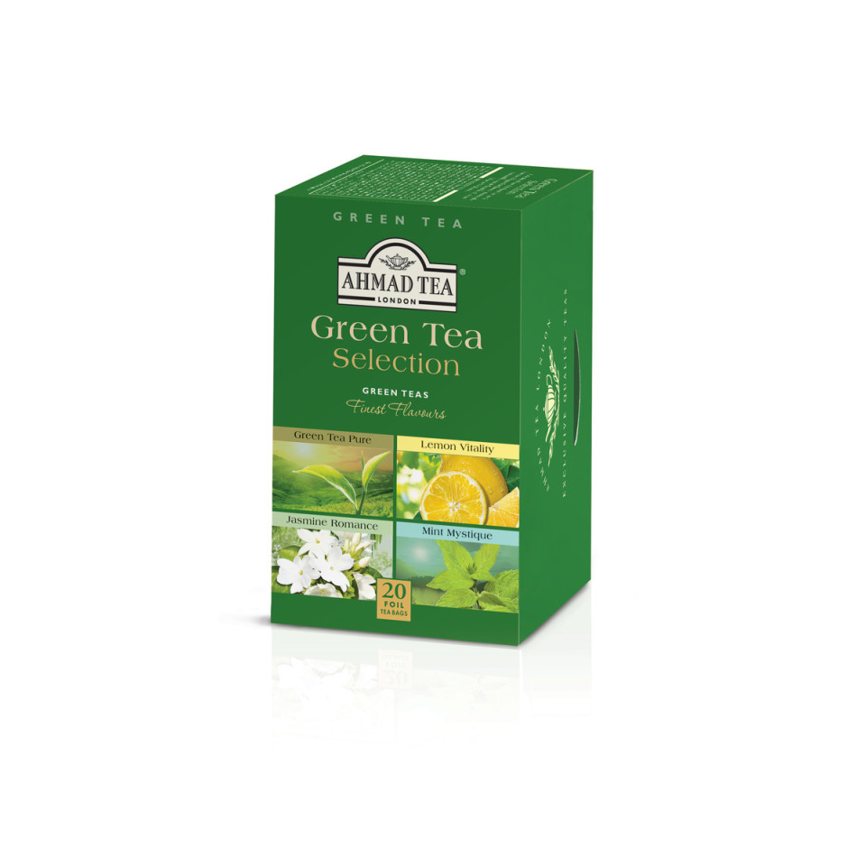 20 Alu t/b Green Tea Selection