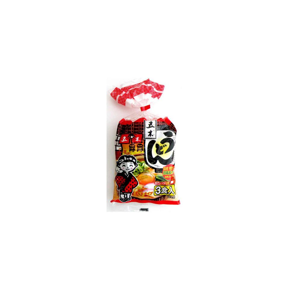 Image 630g Itsuki Udon, Soft w/ Soup 3 PAK